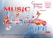 SAVE THE DATE: 29 settembre - MusicLife Roma - Serata per la prevenzione oncologica
