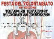 Festa del Volontariato 2013