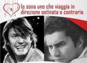 """Luigi Tenco & Fabrizio De Andrè: """"Io sono uno che viaggia in direzione ostinata e contraria"""""""