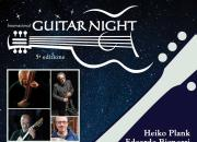 International Guitar Night (5ª edizione)  -  27 luglio 2019