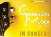 Generazione Musica in concerto a piazza del castello a Bracciano