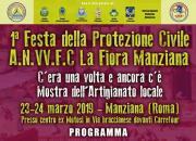 Generazione Musica alla Festa della Protezione Civile di Manziana