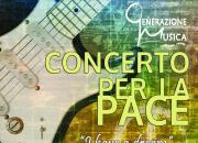 24 aprile 2017: concerto per la pace a Oriolo Romano