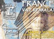 Generazione Musica live per sostenere il restauro del convento dei Cappuccini a Bracciano