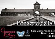 27 Gennaio 2017: Concerto della memoria