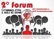 Forum del Volontariato e dell'Associazionismo 2014