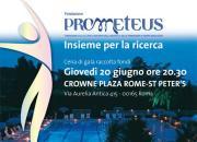 Gm per la Fondazione Prometeus